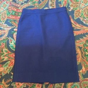 J. Crew pencil skirt size 2.